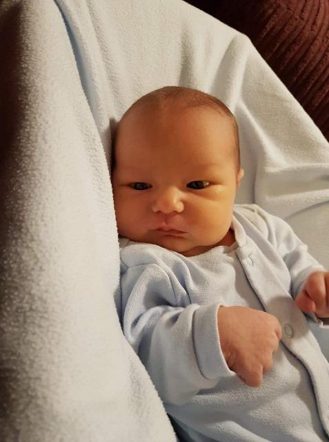 Baby James Daniel