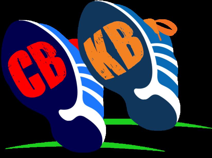 K2B Walk Logo