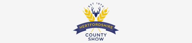 Hertfordshire County Show 2019 logo