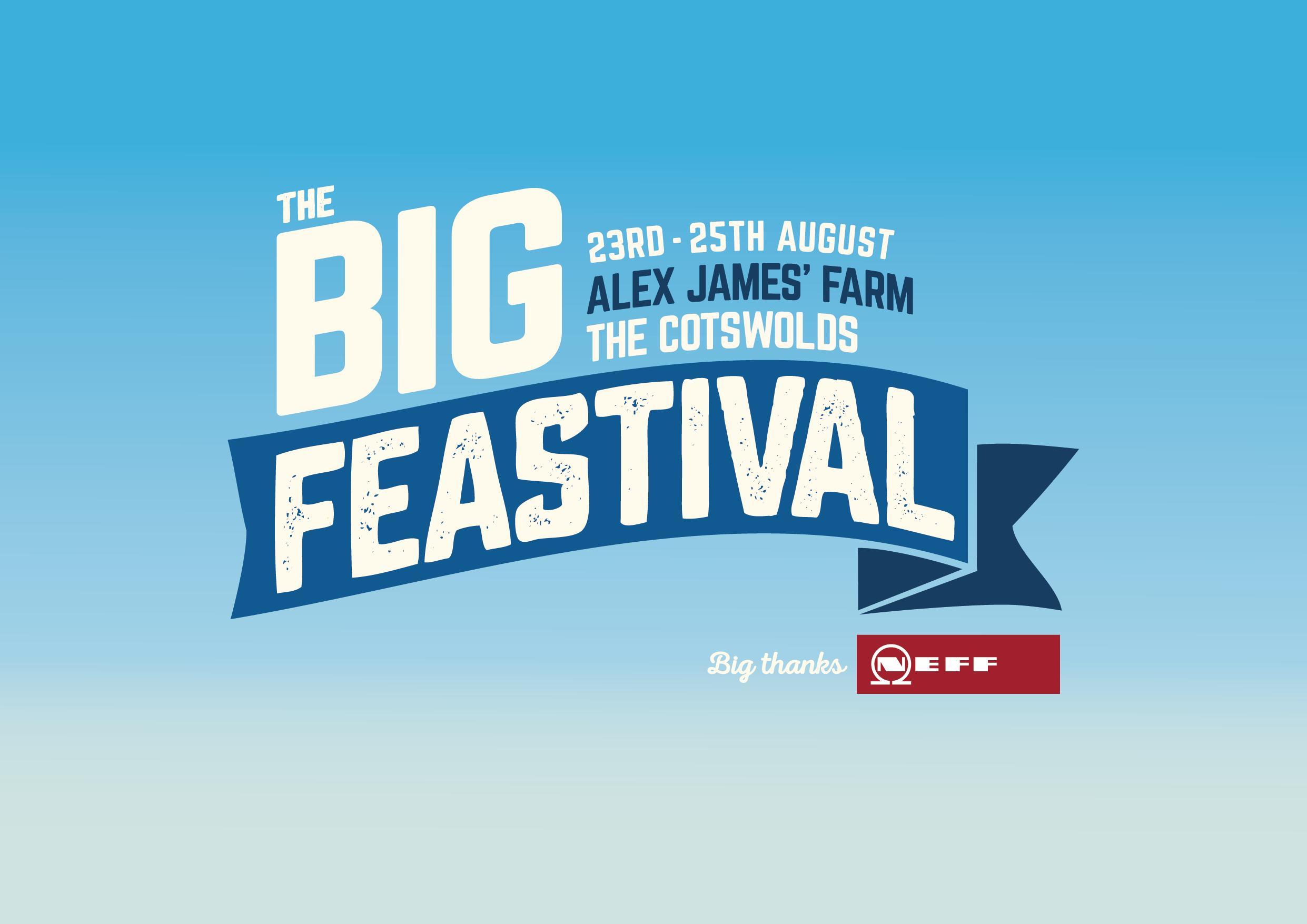Big Feastival 2019 logo