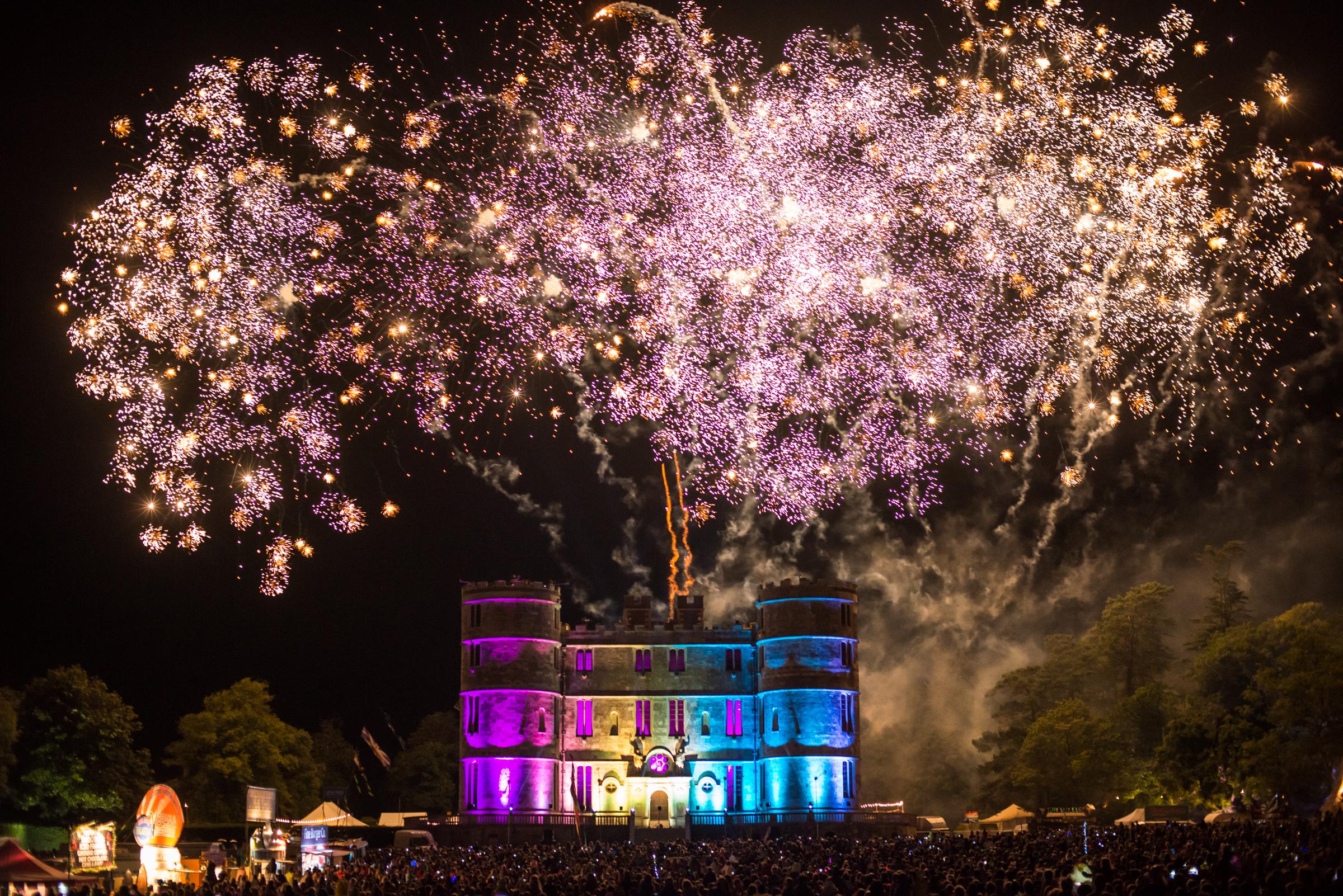 Camp Bestival 2019 Fireworks