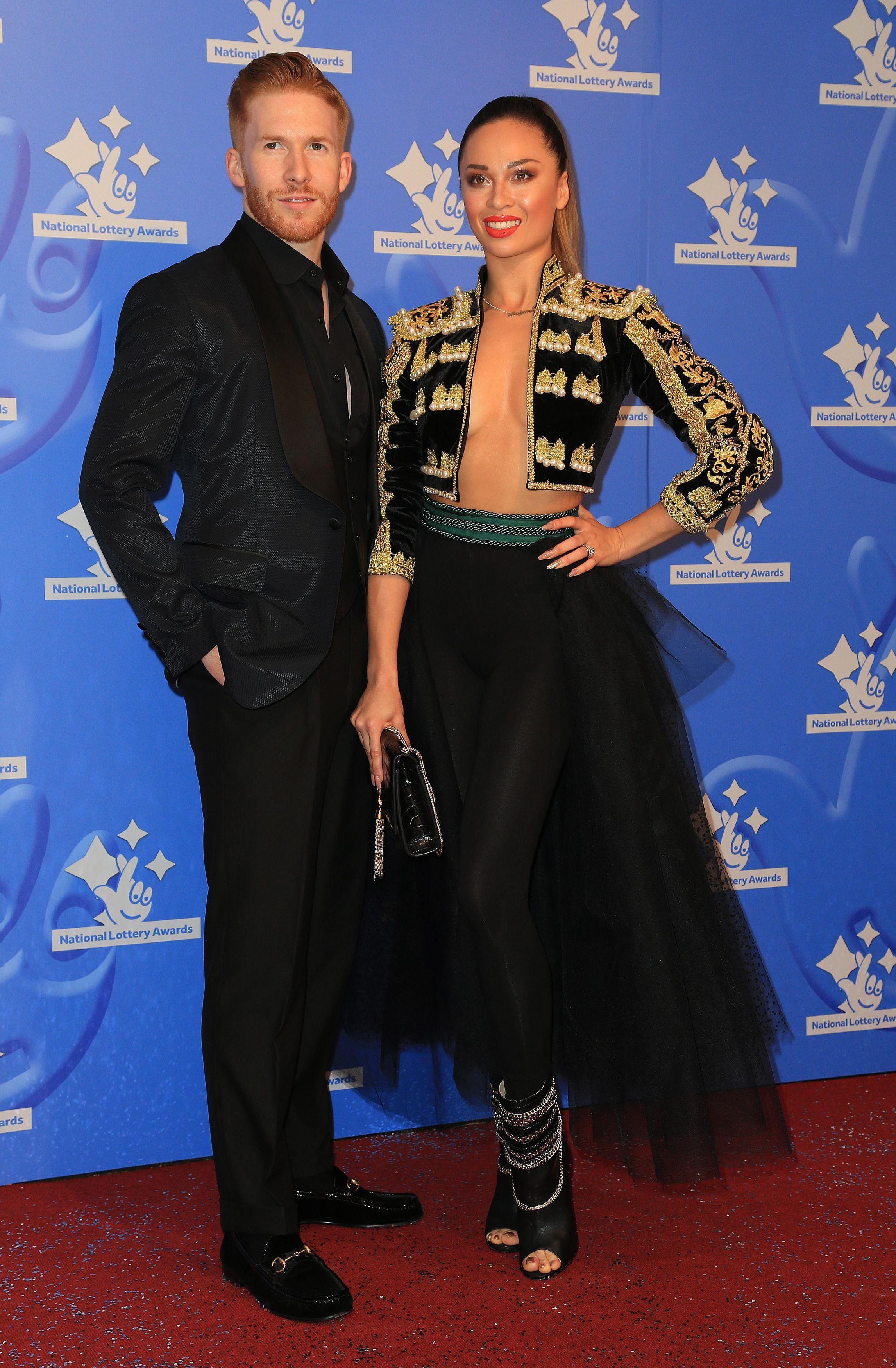 Neil and Katya Jones have split after 11 years