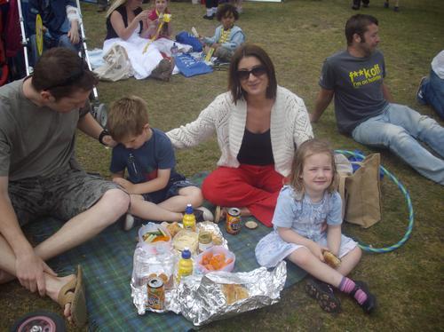 Healthy Pompey's Big Picnic
