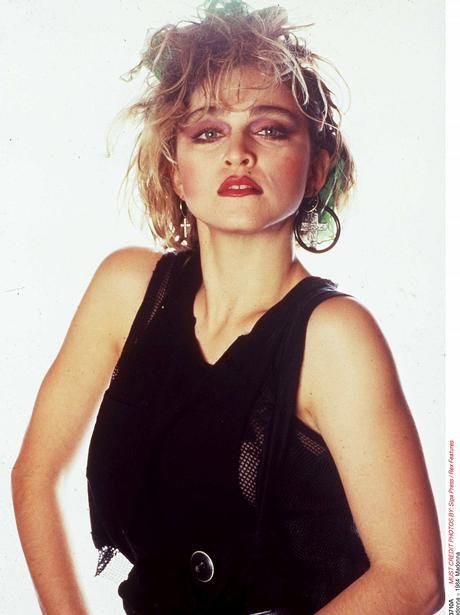 Madonna from the film A Certain Sacrifice