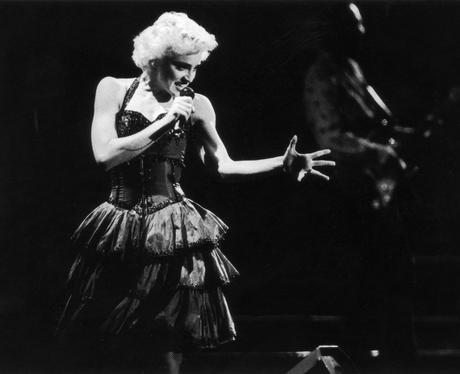 Madonna on tour
