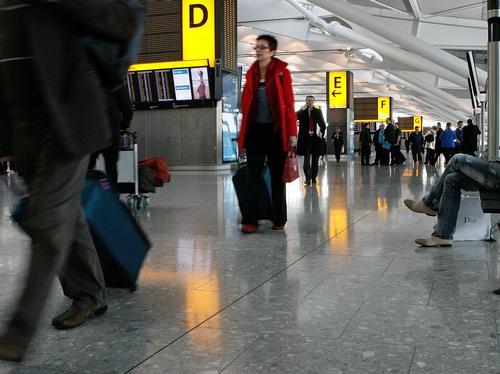 t5 at heathrow airport