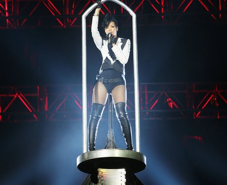 Rihanna, jingle bell ball