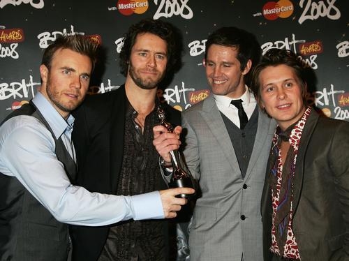 BRITs 2008