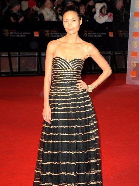 Thandie Newton at the BAFTAs 2009