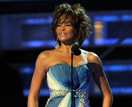 No. 8: Whitney Houston