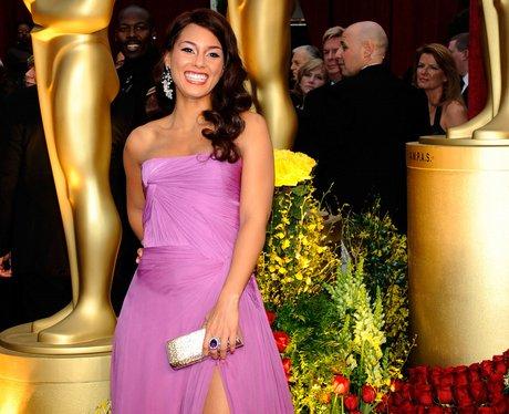 Alicia Keys at The Oscars 2009