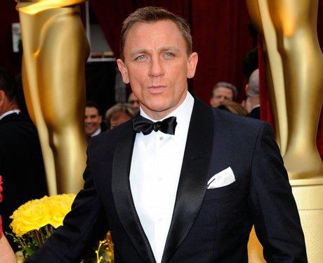 Daniel Craig at The Oscars 2009