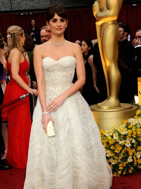 Penelope Cruz at The Oscars 2009