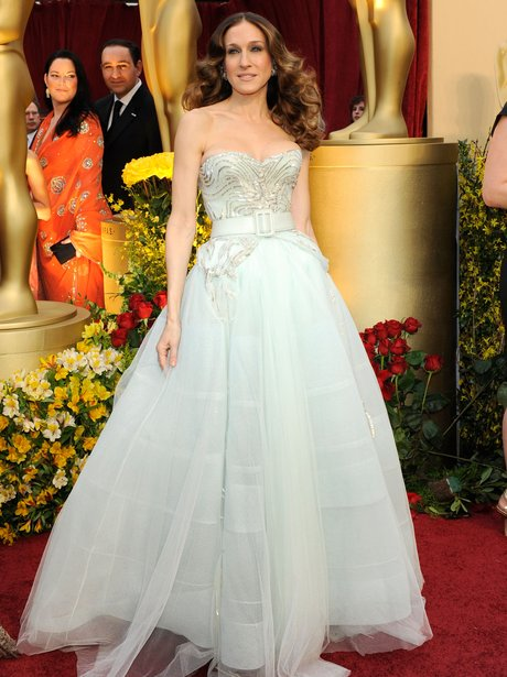 Sarah Jessica Parker at The Oscars 2009