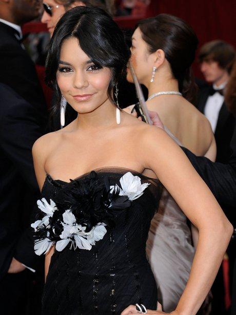 Vanessa Hudgens at The Oscars 2009