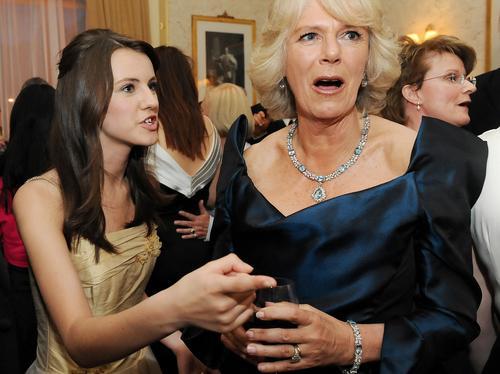 Faryl smith and Camilla