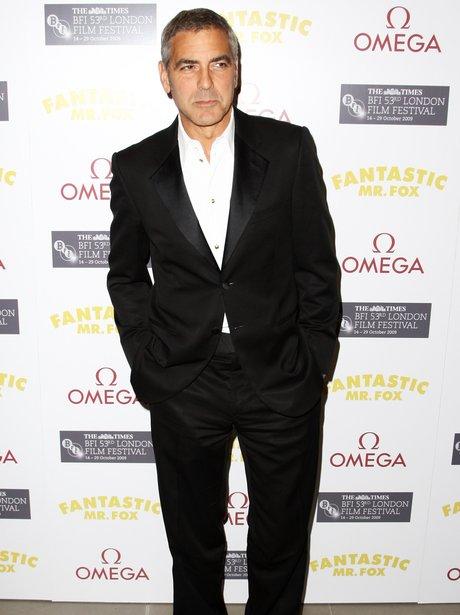 No.3: George Clooney