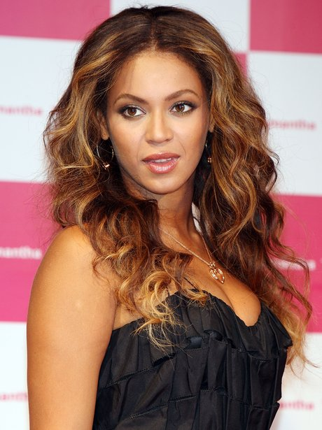 Beyonce on red carpet