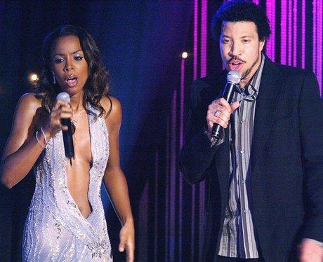 Lionel Richie & Kelly Rowland
