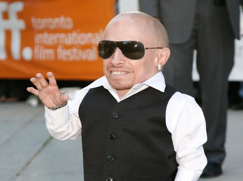 "Verne ""Mini-Me"" Troyer"