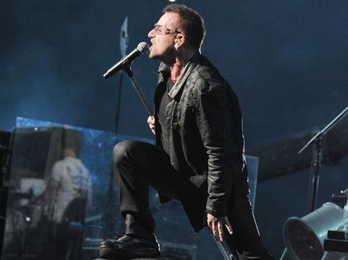 "Paul ""Bono"" Hewson"