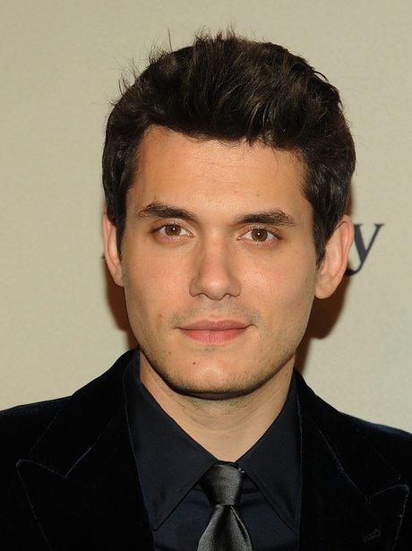 John Mayer in a suit