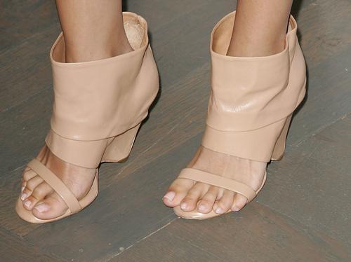 Celebrity shoes