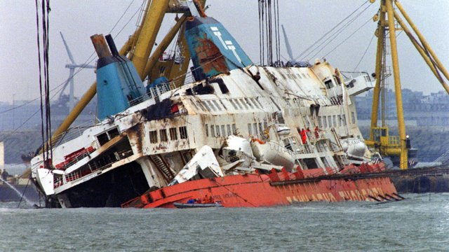 30th Anniversary Of Zeebrugge Disaster - Heart Kent