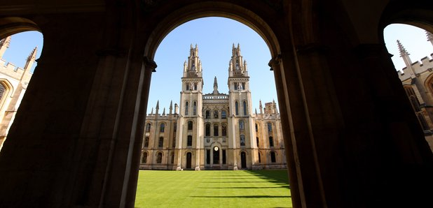 £150m Donation To Oxford Uni