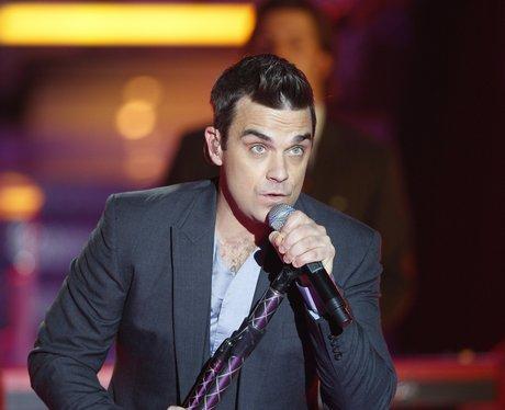 No. 6: Robbie Williams