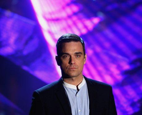 Robbie Williams live