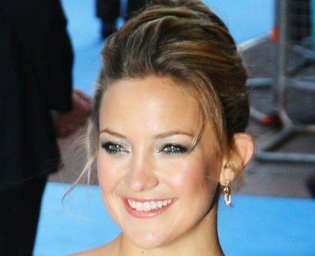 Kate Hudson smiling