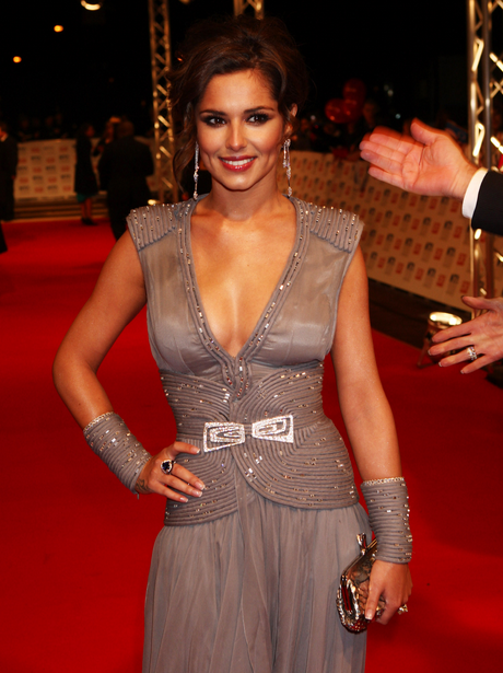 Cheryl Cole at National TV Awards