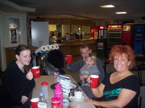 Customers - Sharon, Sam & Lucy