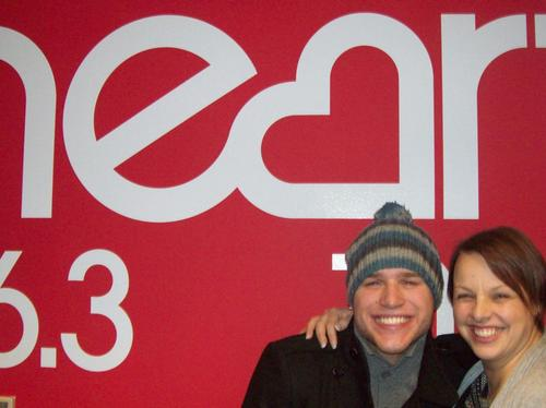 Olly Murs with Su