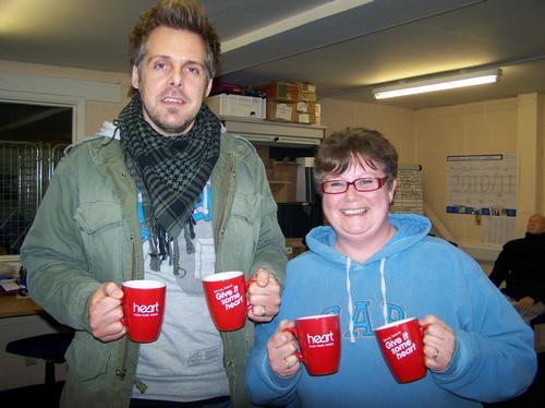Staff at NHS BT (Ipswich)