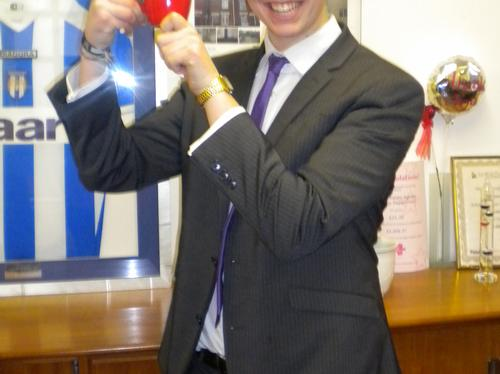 Adam Chamberling From Haart Estate Agents