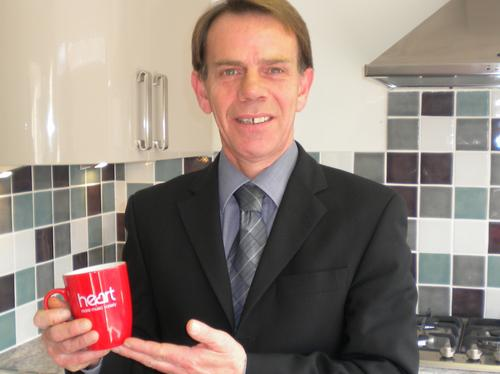 Philip Reeve from The Kitchen and Bathroom Store
