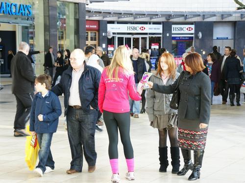 Race For Life Launch - Milton Keynes