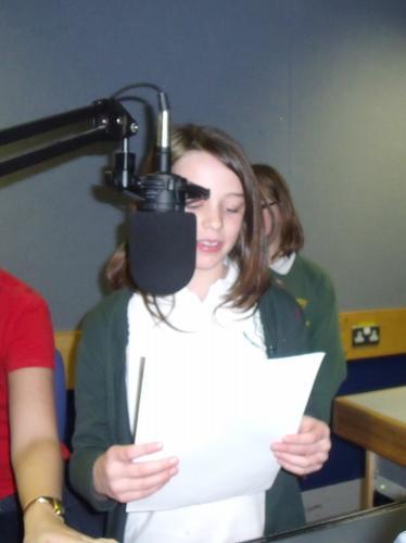 Radio in schools
