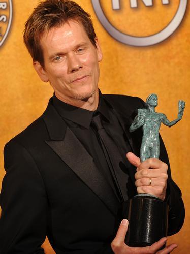 Kevin Bacon at SAG Awards 2010