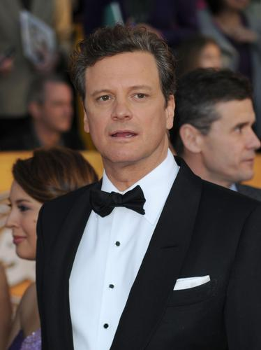 Colin Firth at SAG Awards 2010