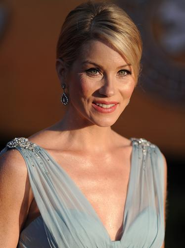 Christina Appelgate at SAG Awards 2010