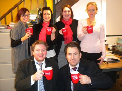 The Team from Saxons Estate Agents