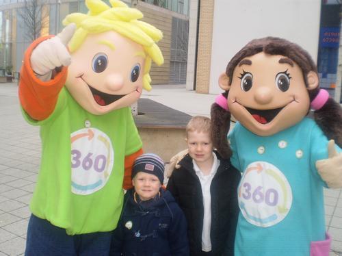 360 Play - Day Three at The Hub