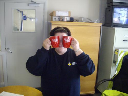 Hampshire Mug makeover NEW!