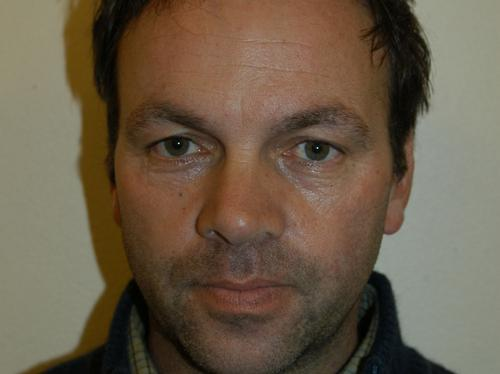 Police picture of Adrian Prout