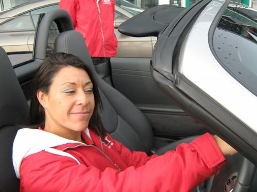 The Angels bring a treat to Fords of Winsford.