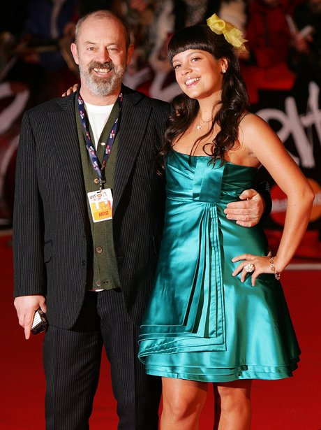 Keith and Lily Allen