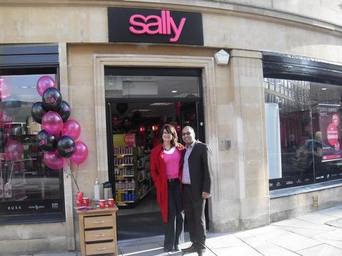 sally hair salon and products bath